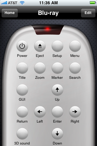 Bobby Universal Remote for the iPhone review