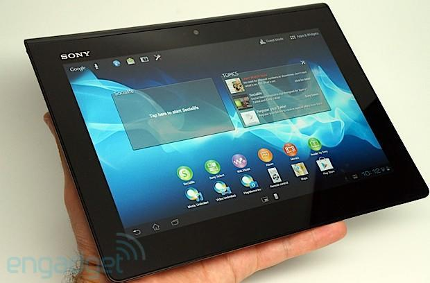 Sony Xperia Tablet S Jelly Bean update starts tomorrow afternoon