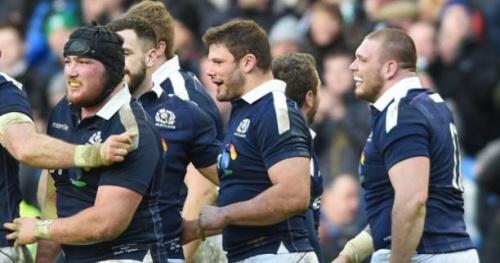 Rugby - Tournoi - ECO - Tournoi : Ross Ford, unique changement pour l'Ecosse contre l'Italie