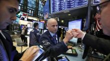Banks, tech companies pull US stocks lower; Oil up