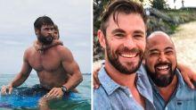 Chris Hemsworth's trainer reveals surprising secret behind his abs