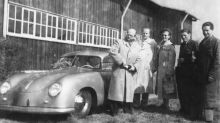 Porsche has been doing factory deliveries since 1950