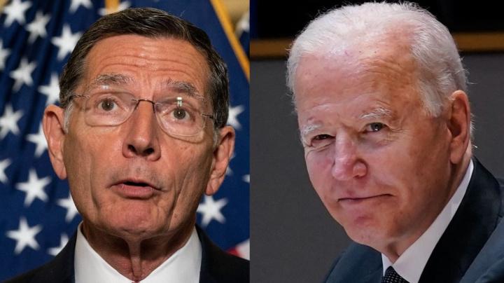 Top GOP lawmaker makes pledge to defeat Biden