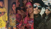 Parças? Relembre a amizade (um tanto quanto colorida) de Anitta e Neymar