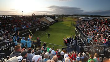 The Open: The best images from Royal Portrush
