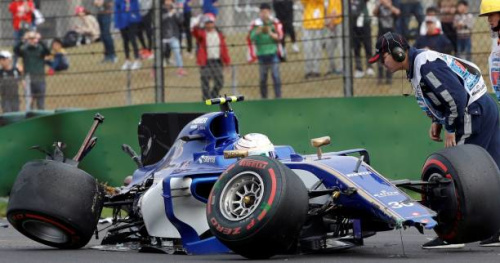 F1 - GP de Chine - Grand Prix de Chine : Antonio Giovinazzi pénalisé