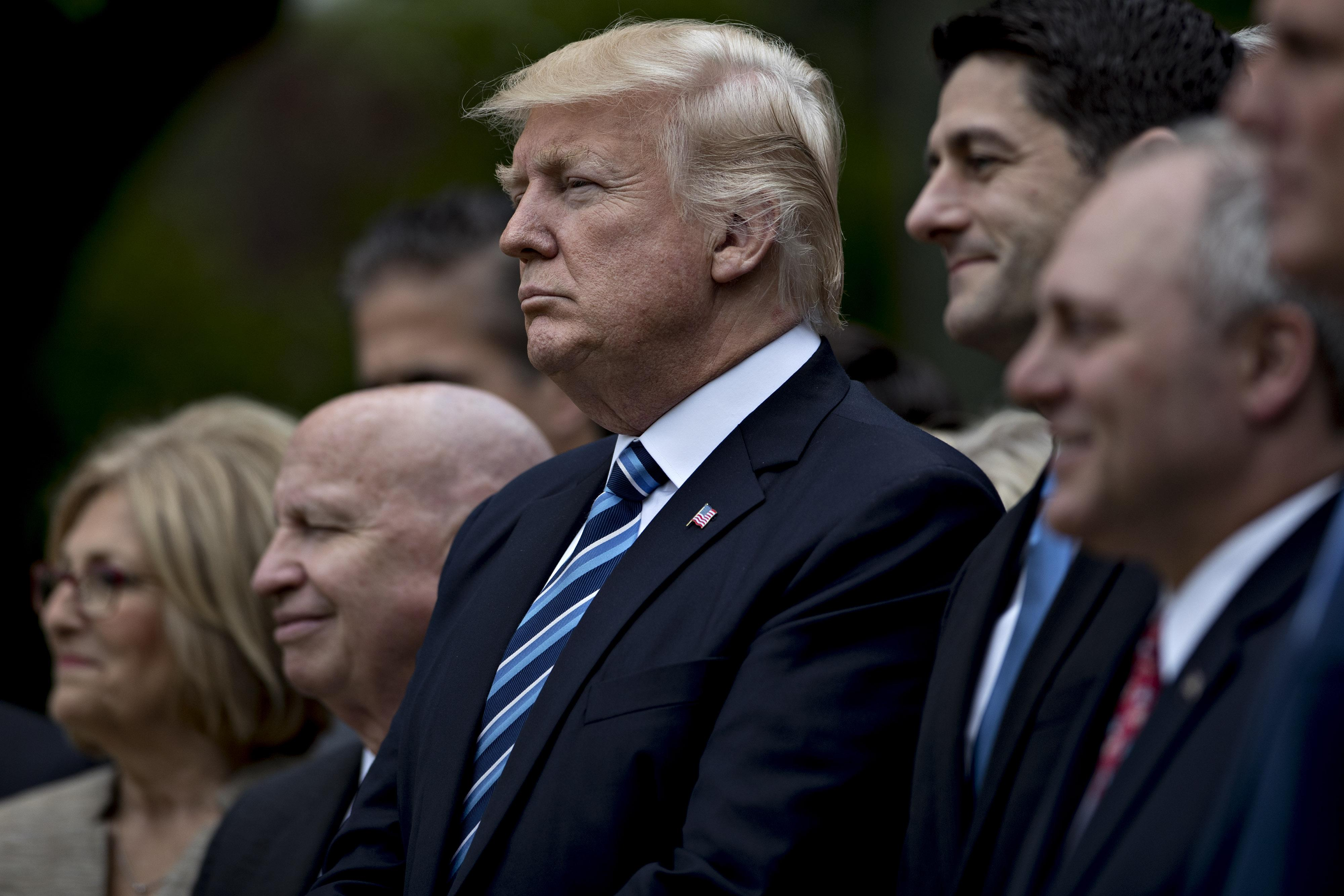 Judges Consider Whether President Trump's Past Anti-Muslim Statements Impact Travel Ban