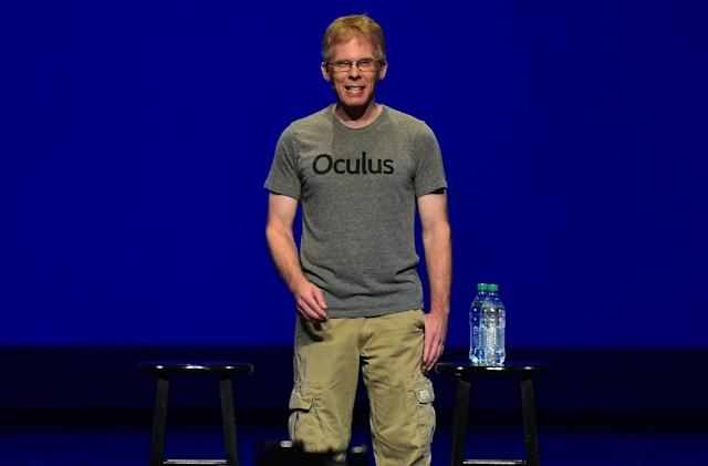 John Carmack airs grievances over ZeniMax lawsuit on Facebook