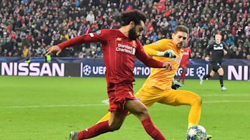 Keita and Salah help Liverpool beat Salzburg
