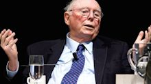 Charlie Munger: It's time for regulators to 'let up' on Wells Fargo