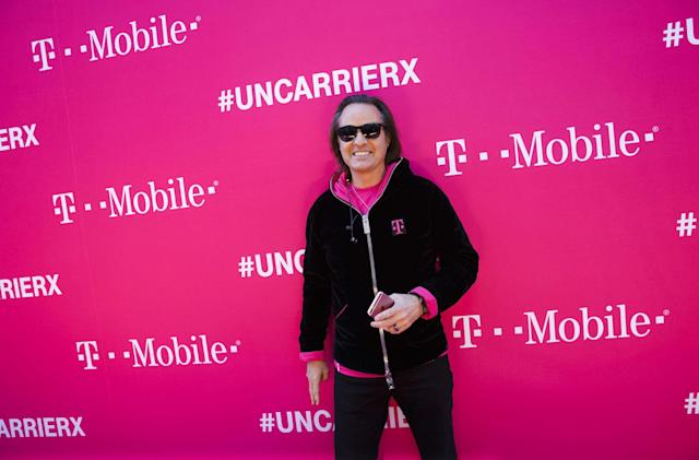 Bloomberg: Sprint and T-Mobile are talking about a merger again