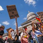 Thousands across the UK, Germany, Italy, New Zealand, Canada, and more condemn racism and demand justice at global Black Lives Matter protests