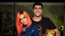 Anitta tenta reaproximação com o ex-marido Thiago Magalhães