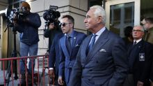 The Latest: Judge imposes gag order on Trump confidant Stone