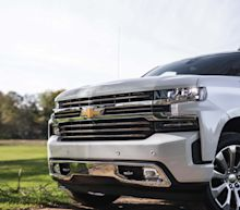 Detailed Photos of the Chevrolet Silverado 1500 6.2L