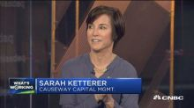 What's working: Portfolio manager breaks down her top pic...