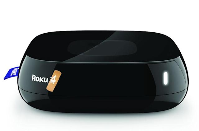 Is a Roku 4 with 4K coming this way?