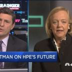 HPE's Meg Whitman: Splitting up Hewlett-Packard was the r...