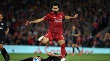 Klopp laughs off Salah's lack of goals