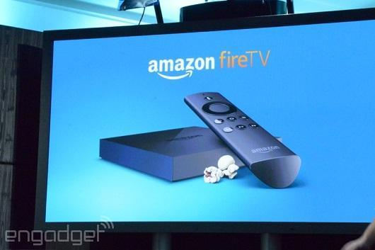 Amazon Fire TV games work with other Bluetooth controllers