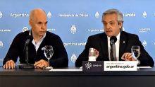 Con un listado de temas pendientes, el Gobierno asegura que quiere preservar el diálogo con Horacio Rodríguez Larreta