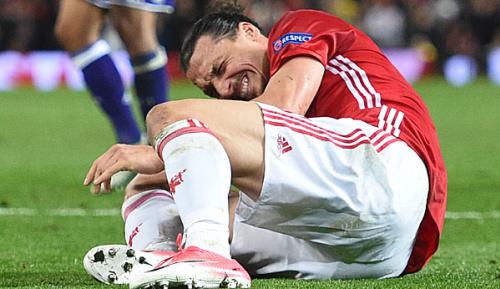 Premier League: Bangen um Ibra: Droht das Karriereende?