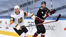Coyotes-Golden Knights stream: NHL on NBCSN