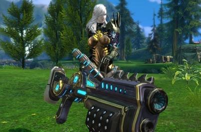TERA's Korean incarnation is getting a new class this month