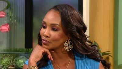 Vivica A. Fox On Marrying A Man 20 Years Her Junior