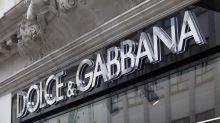 Dolce & Gabbana under fire for 'racist' video