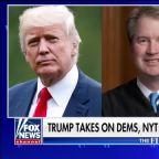 Democrats push Kavanaugh impeachment despite New York Times errors