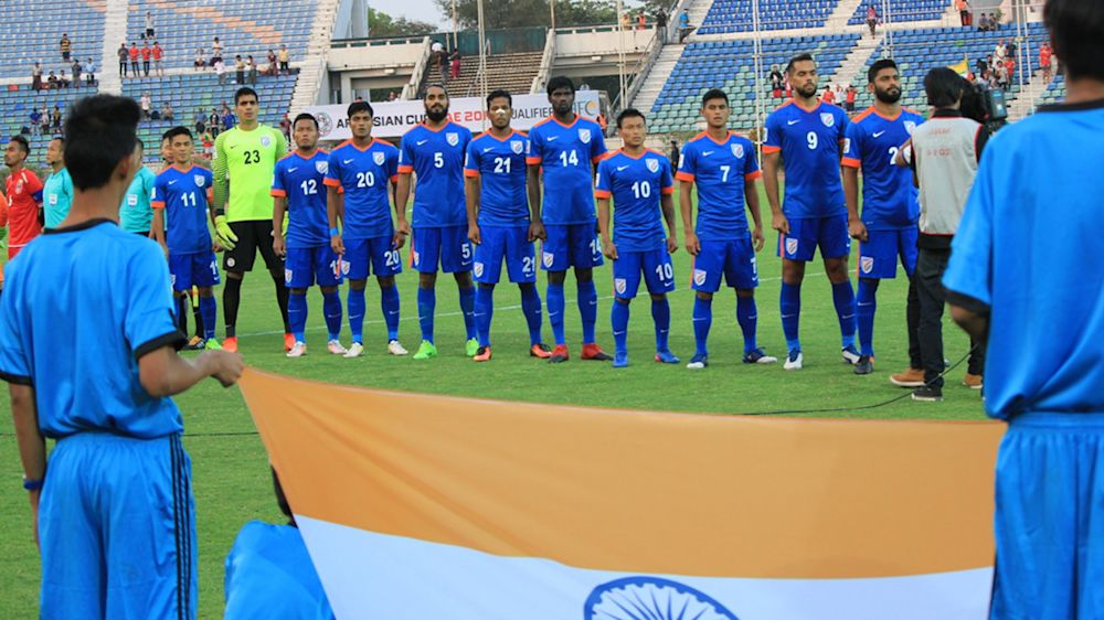 Indian Football: India National Team enter Top 100 in FIFA Rankings for the first time in twenty-one years