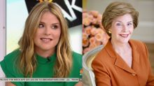 Al Roker and Jenna Bush Prank Call Former First Lady Laura Bush on 'Today'