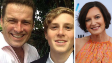 Karl Stefanovic's son breaks silence on TV star's marriage breakdown