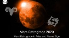 Mars Retrograde 2020: How It Will Affect Your Moon Sign?