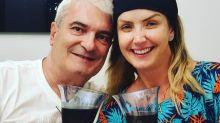 Marido de Alessandra Scatena morre por complicações da covid-19