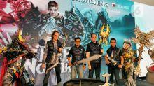 Telkomsel Gandeng Dunia Games Rilis MMORPG Berjudul Rise of Nowlin