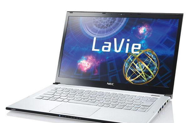 NEC's 13.3-inch LaVie Z Ultrabook weighs just 2.2 pounds, brings lithium-magnesium into your life