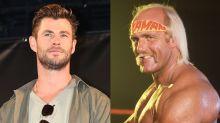 Chris Hemsworth says he's 'fascinated' by wrestling as he prepares to play Hulk Hogan