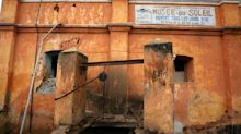 PHOTOS: West Africa's historic slave sites bear witness to brutal trade