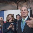 Bloomberg anticipates a fight during debate debut in Las Vegas
