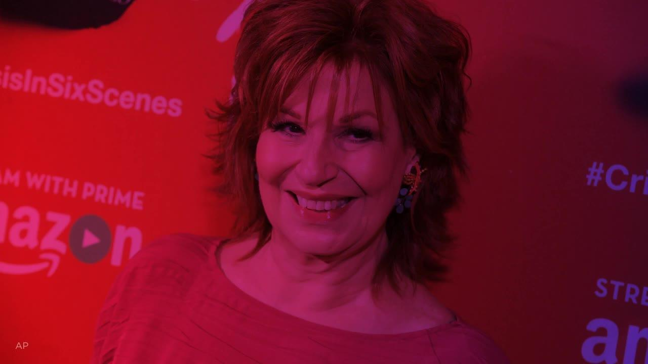 'The View's' Joy Behar defends Woody Allen in wake of sexual molestation  allegations