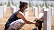 El coronavirus ha matado a más personas en EE.UU. que las últimas cinco guerras