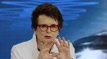 Billie Jean King among athletes opposing IAAF hormone policy