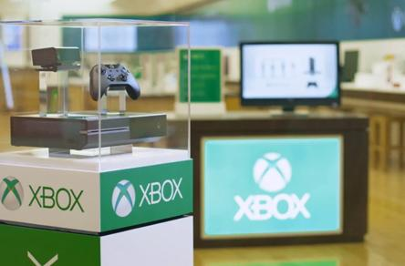 Get a glimpse of Xbox One at your local Microsoft Store