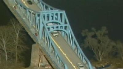 Boston Bridge Rehab Project Delayed Due To Theft