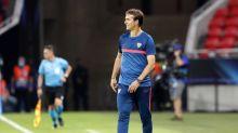 Carlos Fernández, gran novedad en el once del Sevilla