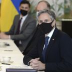 NATO, US vow support for Ukraine, warn Russia on troops