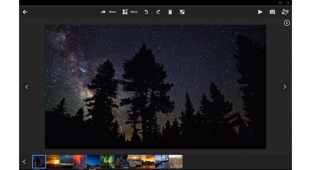 Google+ Photos app for Chromebooks revealed in more detail, thanks to new screenshots