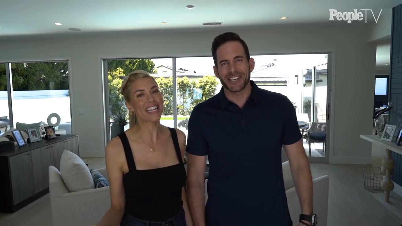 Tarek El Moussa and Heather Rae Young Show Off Their New ...